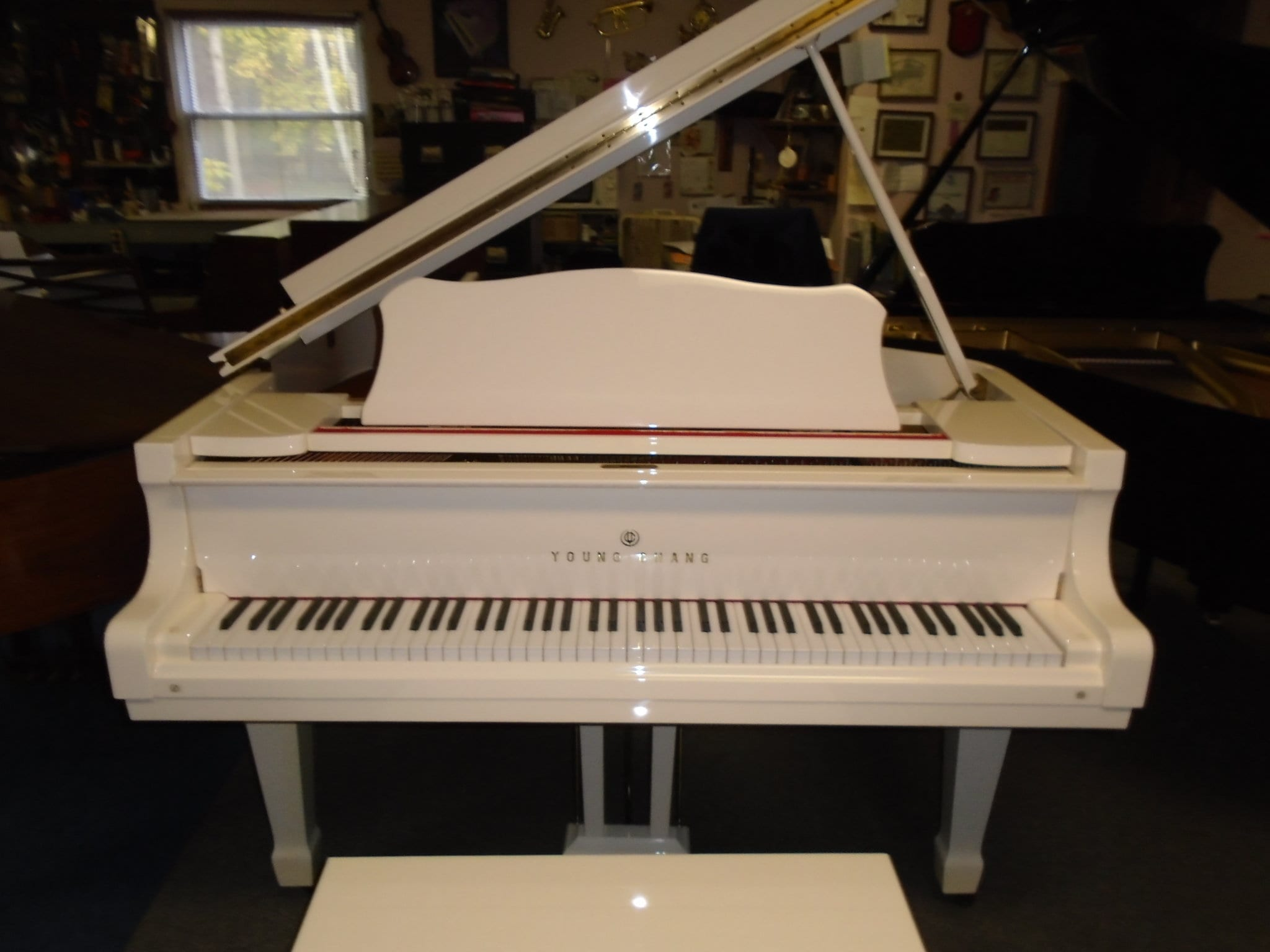1963 Kimball Baby Grand Piano & Bench for sale