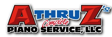 A Thru Z's Complete Piano Service and Sales